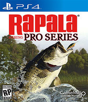 Rapala Fishing Pro Series para PS4