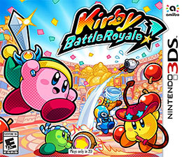 Kirby Battle Royale para 3DS