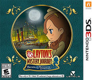 Layton's Mystery Journey: Katrielle and The Millionaire's Conspiracy para 3DS