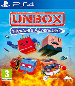 Unbox: Newbie's Adventure para PS4