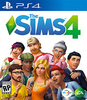 The Sims 4 para PS4