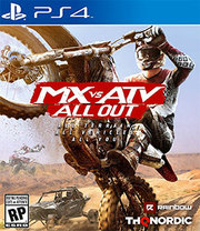 MX vs. ATV All Out para PS4