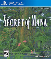 Secret of Mana para PS4