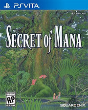 Secret of Mana para PS Vita