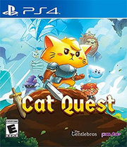 Cat Quest para PS4