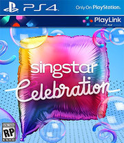 SingStar Celebration para PS4