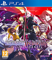 Under Night In-Birth Exe:Late[st] para PS4