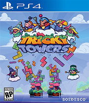 Tricky Towers para PS4
