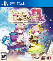 Atelier Lydie & Suelle: The Alchemists and the Mysterious Paintings para PS4
