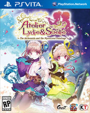Atelier Lydie & Suelle: The Alchemists and the Mysterious Paintings para PS Vita