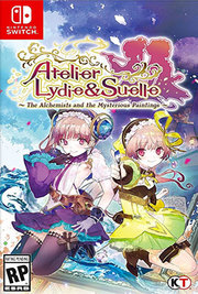 Atelier Lydie & Suelle: The Alchemists and the Mysterious Paintings para Nintendo Switch