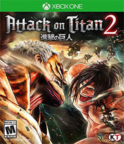 Attack on Titan 2 para Xbox One