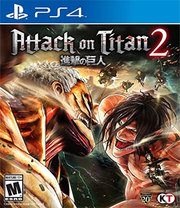 Attack on Titan 2 para PS4