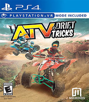 ATV Drift & Tricks para PS4