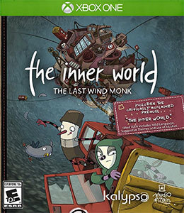 The Inner World: The Last Wind Monk para Xbox One