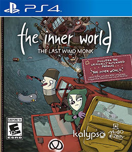 The Inner World: The Last Wind Monk para PS4