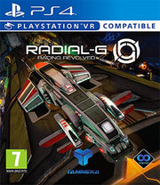 Radial-G: Racing Revolved para PS4