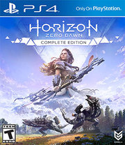 Horizon Zero Dawn Complete Edition para PS4