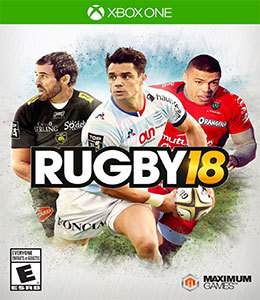 Rugby 18 para Xbox One