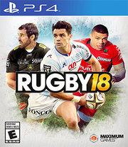 Rugby 18 para PS4