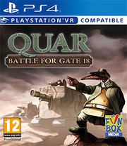 Quar: Battle for Gate 18 para PS4