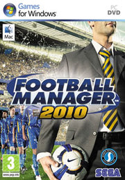 Football Manager 2010 para PC