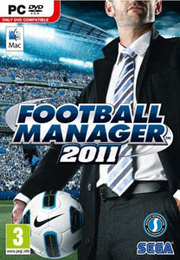 Football Manager 2011 para PC
