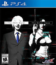 The 25th Ward: The Silver Case para PS4