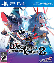The Witch and the Hundred Knight 2 para PS4