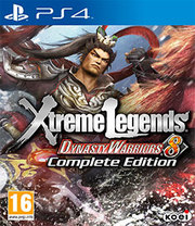 Dynasty Warriors 8 Xtreme Legends Complete Edition para PS4