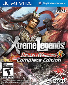 Dynasty Warriors 8 Xtreme Legends Complete Edition para PS Vita