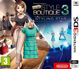 New Style Boutique 3: Styling Star para 3DS