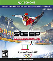 Steep: Winter Games Edition para Xbox One