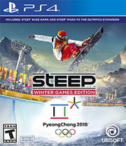 Steep: Winter Games Edition para PS4