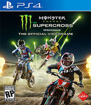 Monster Energy Supercross: The Official Videogame para PS4