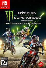 Monster Energy Supercross: The Official Videogame para Nintendo Switch