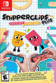 Snipperclips Plus: Cut It Out, Together! para Nintendo Switch