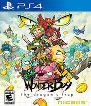 Wonder Boy: The Dragon-s Trap para PS4