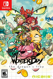 Wonder Boy: The Dragon-s Trap para Nintendo Switch