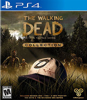 The Walking Dead: The Telltale Series Collection para PS4