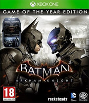Batman: Arkham Knight - Game of the Year Edition para Xbox One