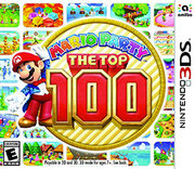 Mario Party The Top 100 para 3DS