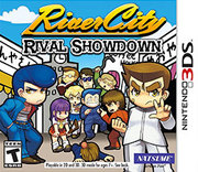 River City: Rival Showdown para 3DS