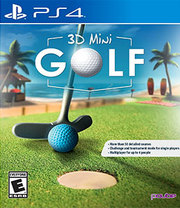 3D Mini Golf para PS4