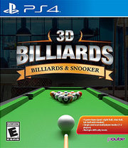 3D Billiards: Billiards & Snooker para PS4