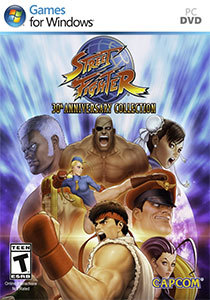 Street Fighter: 30th Anniversary Collection para PC