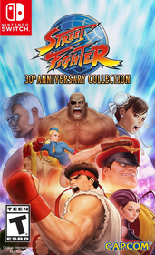 Street Fighter: 30th Anniversary Collection para Nintendo Switch