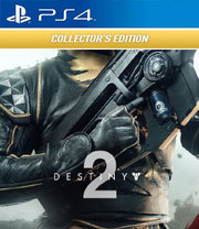 Destiny 2 Collector's Edition para PS4