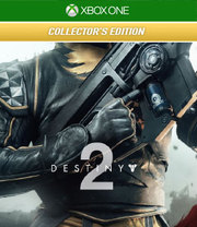 Destiny 2 Collector's Edition para Xbox One