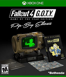 Fallout 4 Game of the Year Pip-Boy Edition para Xbox One